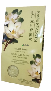Le Cafe de Beaute - Soľ do kúpeľa SPA Romance 400 g